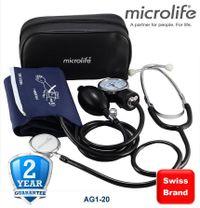 Blood Pressure Machine Microlife BP AG1-20