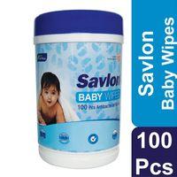 Savlon Baby Wipe Jar